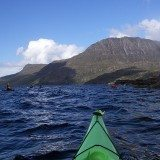 Sea kayaking. Pic credit. Andrew Thorburn Flickr