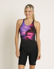 Diana Flicker swimming kneesuit