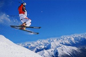 Get fit for skiing