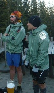 """Greg-Runner and MGS """"We ran here... so now for the beer."""""""