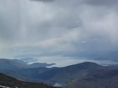 Fabulous views from Ben Nevis