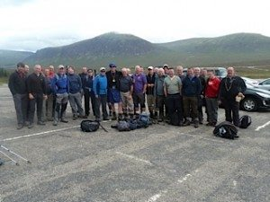 The Last Munro group