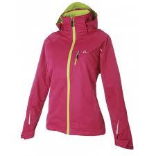 Women's jacket designed to fit