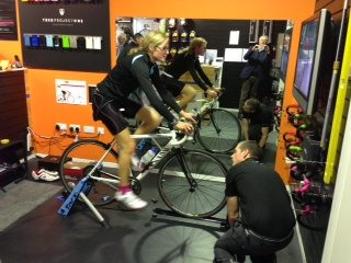 Bike fit and comfort