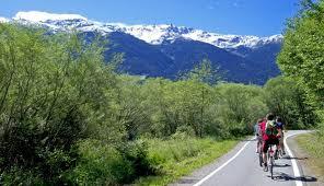 South Tyrol cycle way