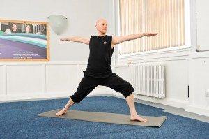 Mark Russell yoga
