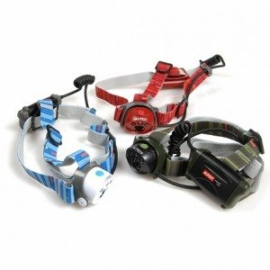 Alpkit Gamma head torch