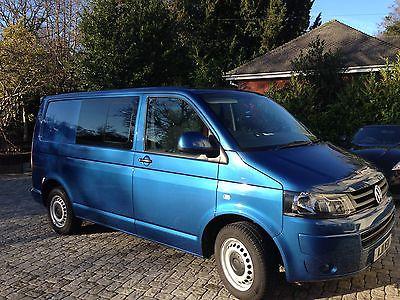 She's my VW campervan: Fern!