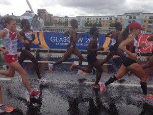 Women's marathon.