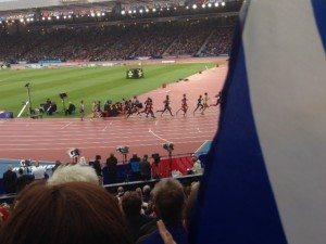 Men's 5000m.