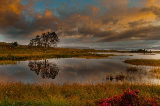 Rannoch Moor. Pic credit: Alan Weir.
