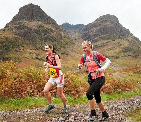 Glencoe Marathon.