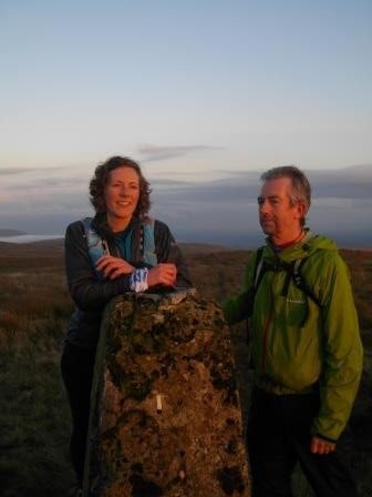 Stuart and Elspeth plan to run the Scottish Watershed in 2015.