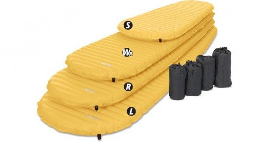Thermarest NeoAir XLite Small Inflatable Mattress Lightweight Compact Camping