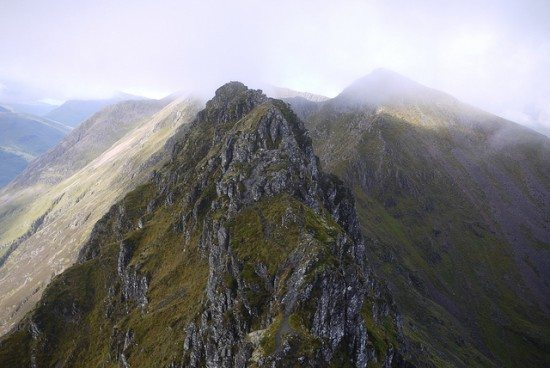 Glencoe landscape. Pic credit: Mike Pescod of www.AbacusMountainGuides.com and www.MountainFestival.co.uk