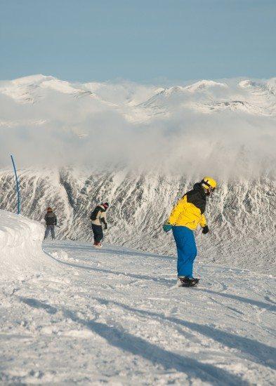 Glencoe mountain. Pic credit: Steven McKenna for Ski-Scotland