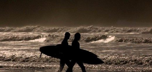 Surfing delights on The Gower. Pic credit: Nick Russill Flickr creative commons