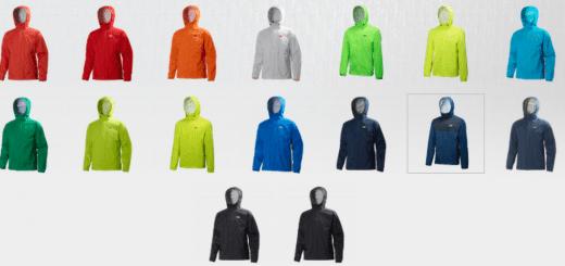 Men's Helly Hansen Loke jackets come in 16 colours.