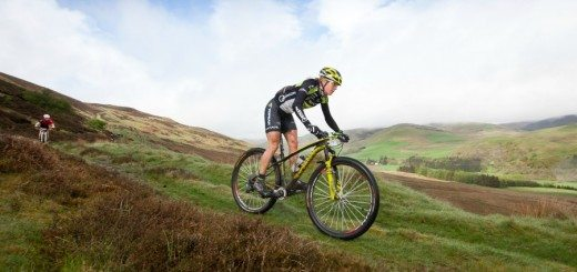 100 riders to compete in MTB Mountain Marathon next month. Pic credit: Ian Linton Photography.