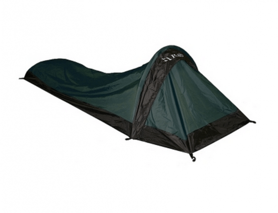 Rab Ridge Rainder bivvy bag.