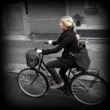 Head along to a Women on Wheels event. Pic credit: Comrade Foot on Flickr Creative Commons