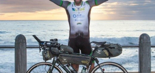 Mark Beaumont completes Africa Solo
