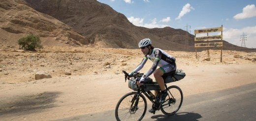 Mark Beaumont departs Cairo for his ride south along the 10,000km length of Africa.