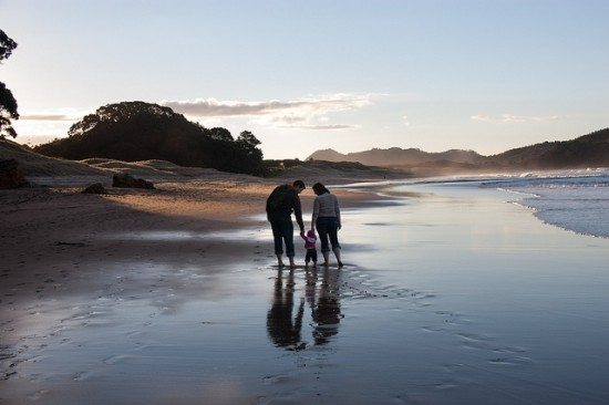 Beach walks can be lots of fun. Pic credit: Greg Clarke on Flickr Creatives