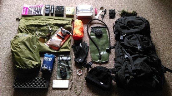 What S In Your Summer Rucksack Fionaoutdoors