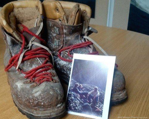 Pete Boardman Boots