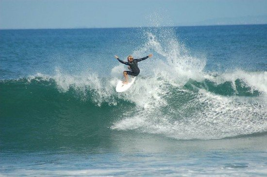 Surfing... Pic credit: Di Sanders on Flickr Creative Commons