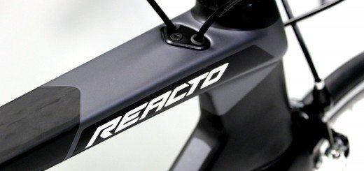 Merida Reacto 5000 (Pic credit: George Scott/Factory Media)