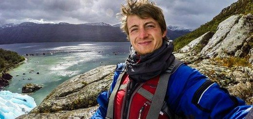 Will Copestake was named Adventurer of the Year 2015.