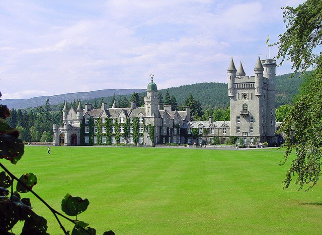 Balmoral Castle. Pic credit: Bert Kaufmann on Flickr Creative Commons
