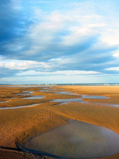 Balmedie beach. Pic credit: Juicyverve on Flickr Creative Commons