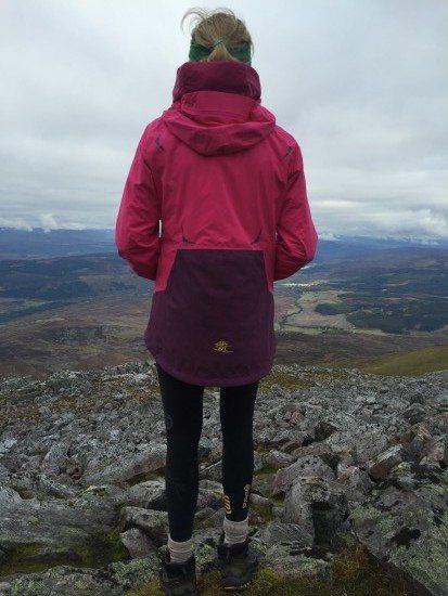Oppdatert Bergans of Norway Storen jacket - FionaOutdoors NY-04