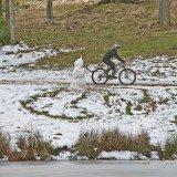 Biker + Snowman