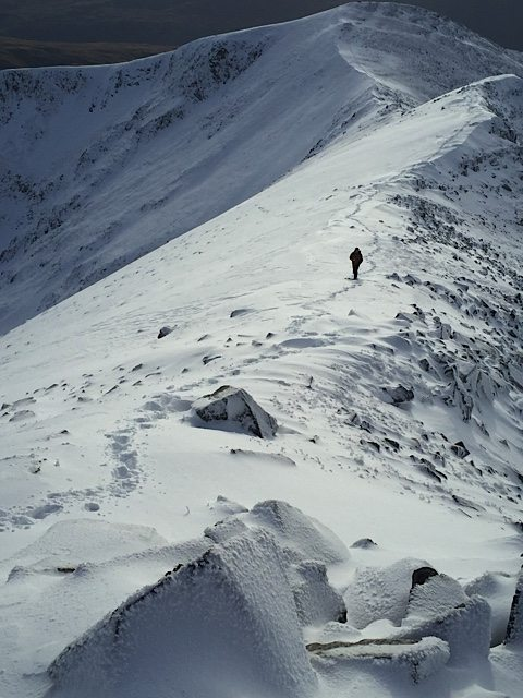 Munro Blagger Bobby remains short of the summit!