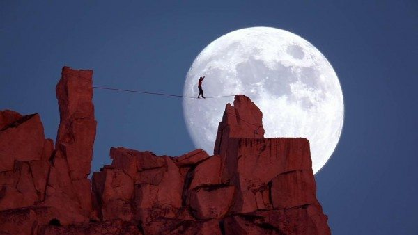 Moonwalk film.