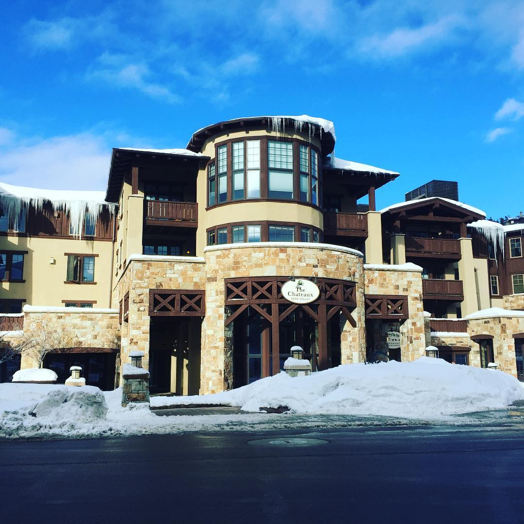 Chateaux Deer Valley.
