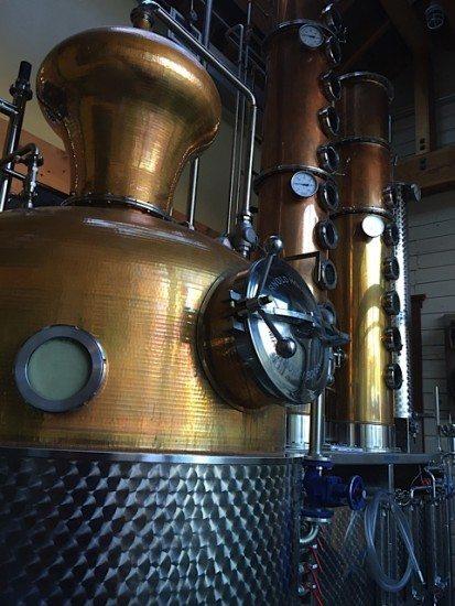 High West distillery.