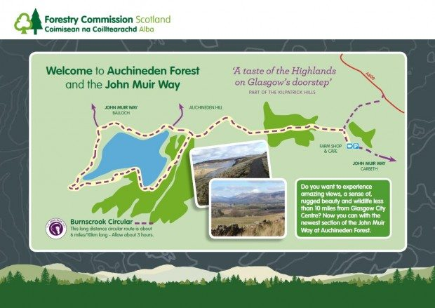 John Muir Way Flyer