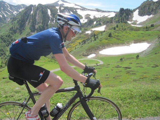 Pyrenees rider