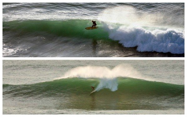 Watergate Bay. Pics by: Dom Moore