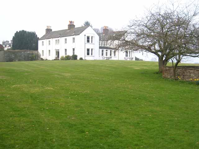 Cavens Country House Hotel, Kirkbean. Pic credit: Oliver Dixon.