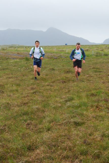Running on the islands. Pic credit: Carrick 'Pyro' Armer