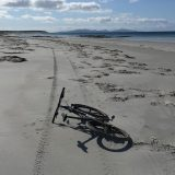 Beach riding. Pic credit: Gary Tompsett