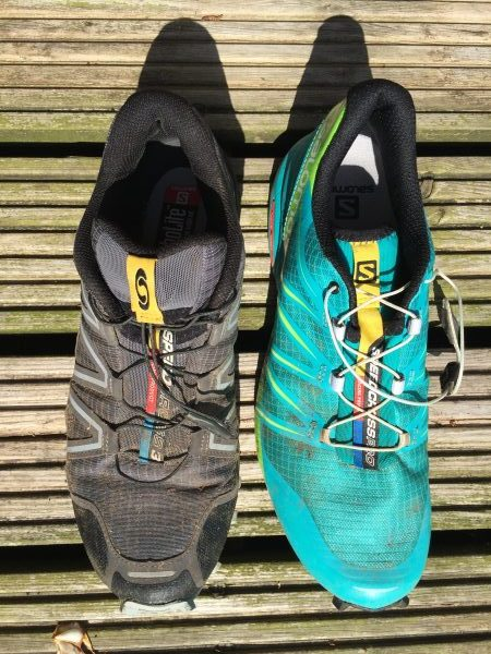 How To Put In Salomon Shoe Laces