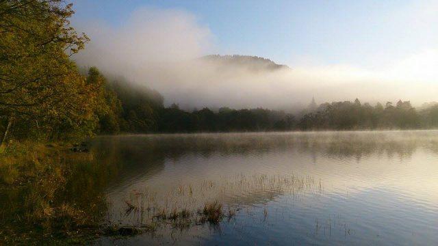 Loch Katrine. Pic credit: www.katrinewheelz.co.uk