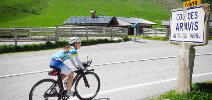 Women's Alpine Cycling Camps BlackRock